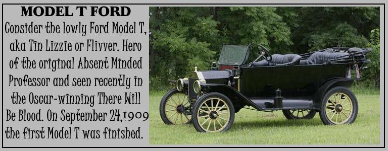 model t car cost
