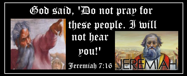 Scripture for Today, 4-17-19: Don't Pray? - JESUS, OUR BLESSED HOPE